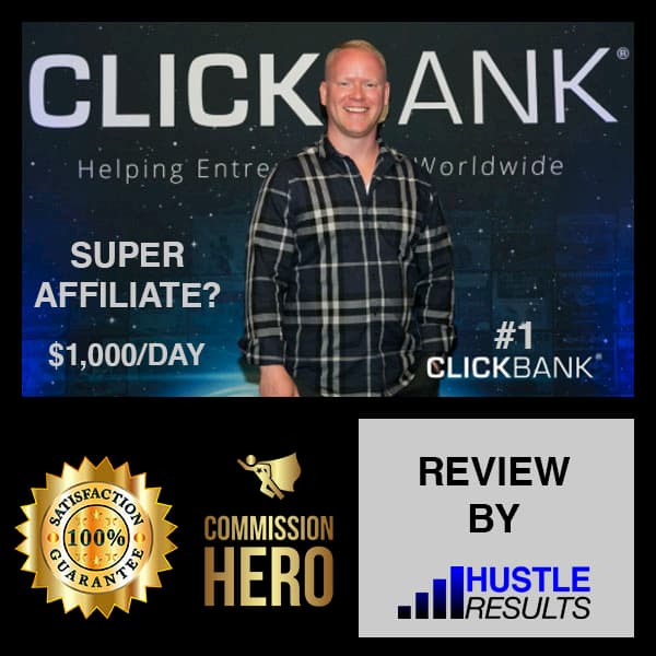 Price Comparison Affiliate Marketing Commission Hero
